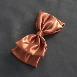 Ribbolutton Official Bow in Chocolate Brown cover