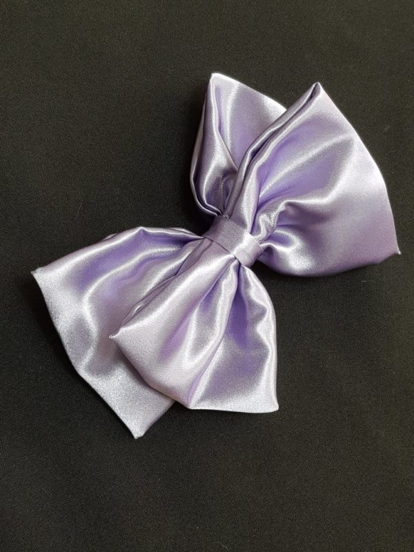 Ribbolutton Official Bow in Lilac cover