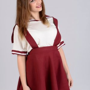 Ribbobasics Set Burgandy cover