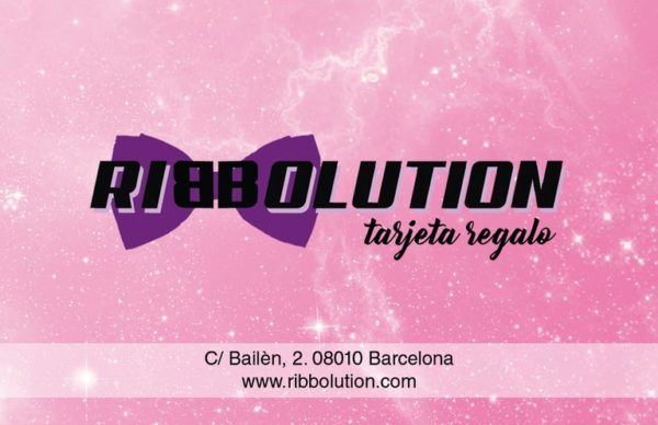 Ribbolution Gift Card cover