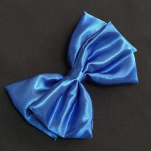 Ribbolutton Official Bow in Electric Blue cover
