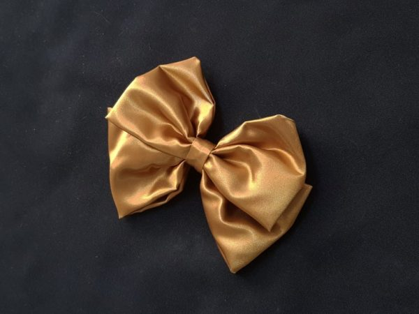 Ribbolutton Official Bow in Gold cover