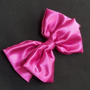 Ribbolutton Official Bow in Hot Pink cover
