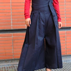 Urban Black Hakama Pants cover