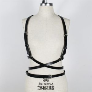 Waist enhance harness cover